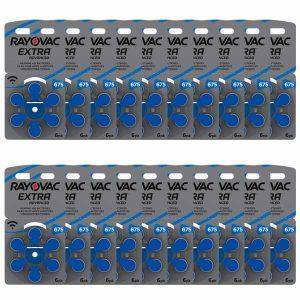Pilas 675 Azul Rayovac