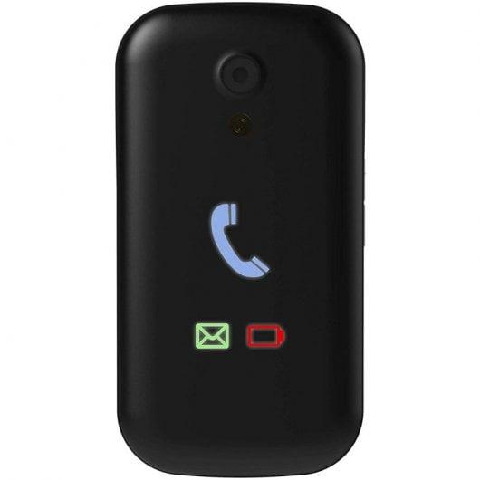teléfono para mayores swissvoice s28 negro