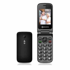 PowerTel M6750 Negro