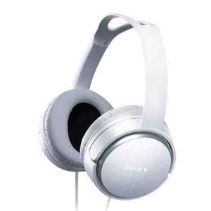 Casco Auricular Aro Blanco Sony MDR-XD150