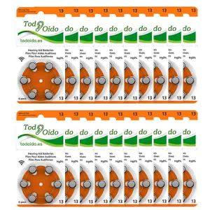 Pilas 13 Naranja Rayovac