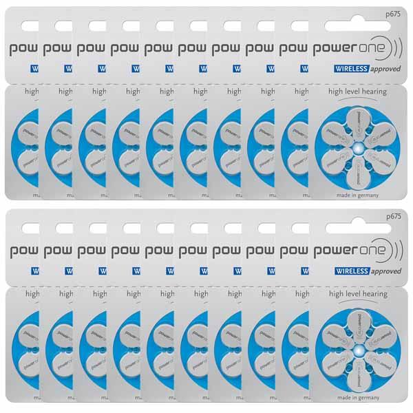 120 Pilas 13 Power One
