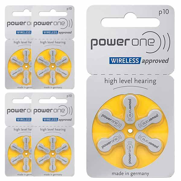 30 Pilas 10 Power One
