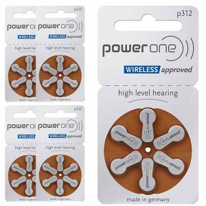 30 Pilas 312 Power One