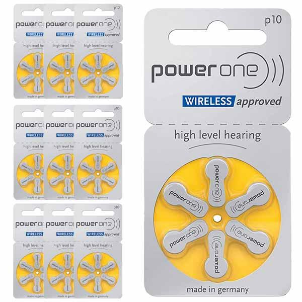 60 Pilas 10 Power One