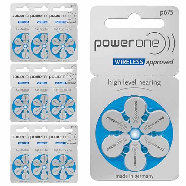 60 Pilas 13 Power One