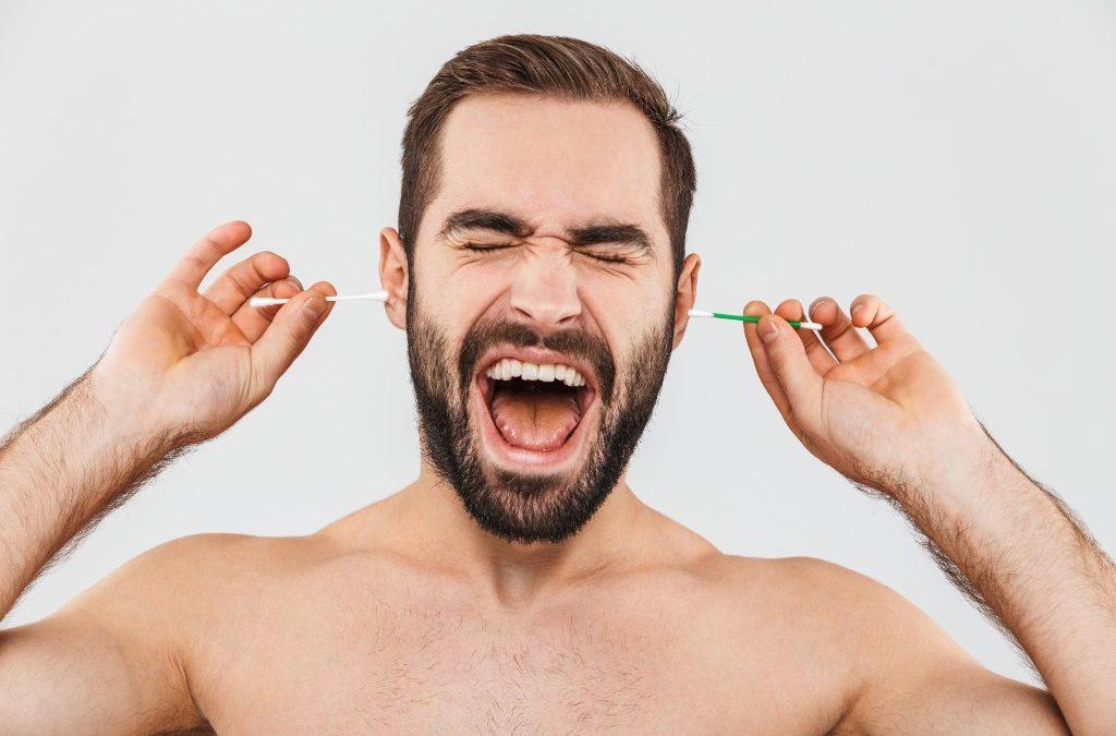 Evitar el cerumen y la cera en los oídos