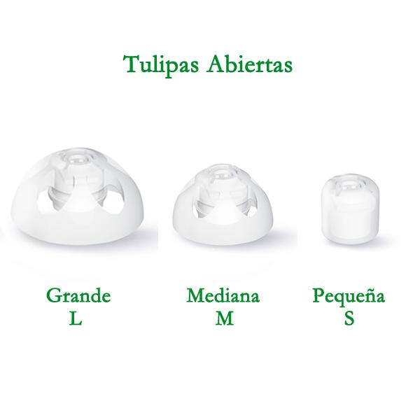 Tipos de Domes Open Signia
