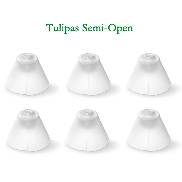 Tulipas Dome Semi Open Signia