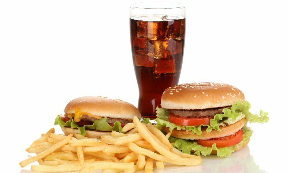 comida perjudicial para la salud